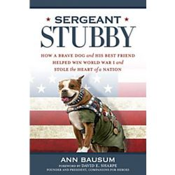 Sergeant Stubby Hardcover Book