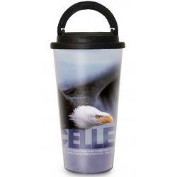 Excellence Eagle Travel Mug