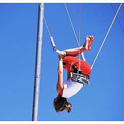 Trapeze Class in San Francisco