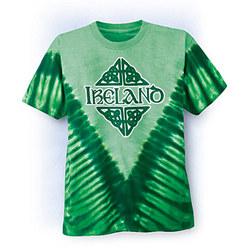 Celtic Tie-Dye T-Shirt