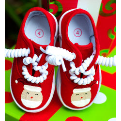 Santa Christmas Shoes