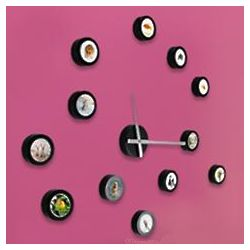 Design it Yourself Frames Wall Clock