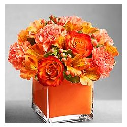 Orange Colors of Love Floral Arrangement