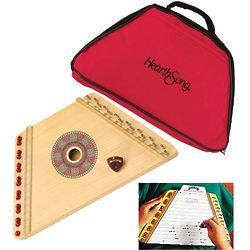 Hardwood Melody Lap Harp