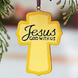Names of Jesus Ornaments