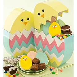 Sweet Treats Easter Egg Gift Box