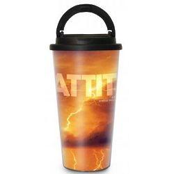 Attitude Lightning Travel Mug