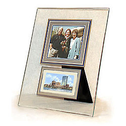 Boston Glass Photoframe