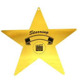 Hollywood Presentation Star