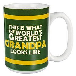 Personalized World's Greatest Colored Mug