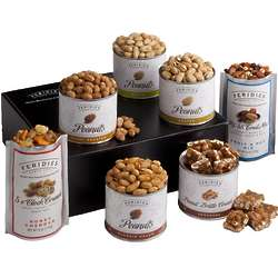 Super Seven Peanut Sampler