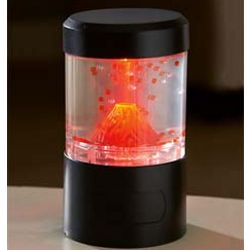 Small Nature's Fire Interactive Volcano Toy