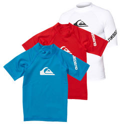 Toddler Quiksilver Regular Fit Rashguard