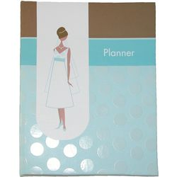 Spiral-Bound Diva Wedding Planner