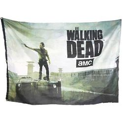 The Walking Dead Prison Banner