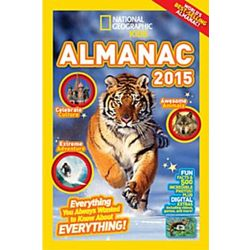 National Geographic Kids Almanac 2015 Hardcover