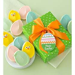 Easter Cut-Out Cookie Gift Box