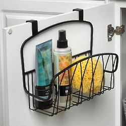 Twist Over the Cabinet Medium Storage Basket