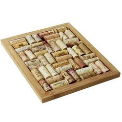Natural Wine Cork Trivet Kit