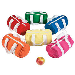 12 Small Duffle Bags