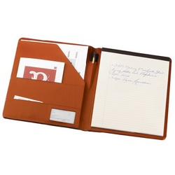 Simple Leather Padfolio