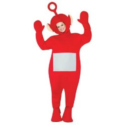 Adult Teletubbies Po Costume
