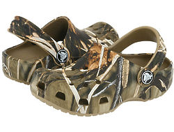 Realtree Camo Toddler/Youth Crocs