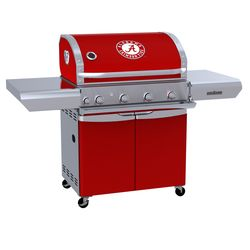 University of Alabama Team Grill Patio Series MVP Gas Grill