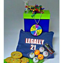 21st Birthday Kit Gift Box