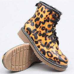 Youth Wild Thing Animal Print Boot