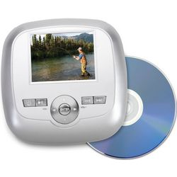 Palm Size DVD Player