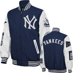 New York Yankees Final Out Full Zip Jacket