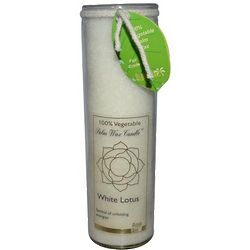 White Lotus Aloha Bay Chakra Jar Candle