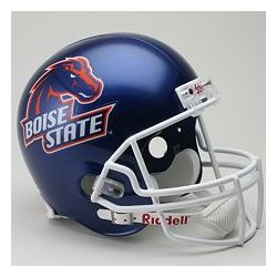 Boise State Broncos Collectible Replica Helmet