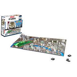 4D Paris Cityscape Puzzle
