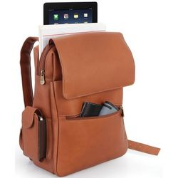 iPad Leather Backpack