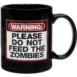 Do Not Feed the Zombie Mug