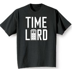 Doctor Who Time Lord T-Shirt