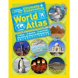 Ultimate Globetrotting World Atlas Book
