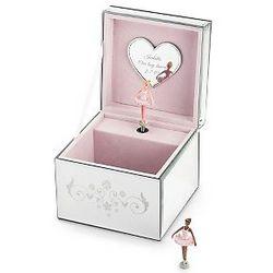 Ballerina Swan Lake Jewelry Box