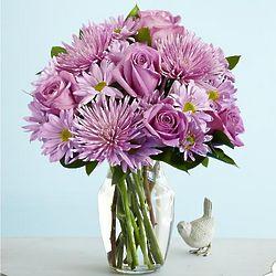 Lavish Lavender Floral Bouquet