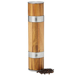 Integrated Salt and Pepper Mill