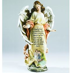 Guardian Angel Prayer Figurine