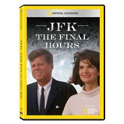 JFK: The Final Hours DVD-R
