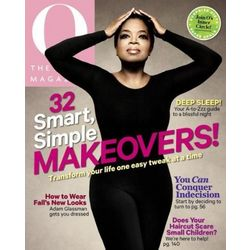 O The Oprah Magazine Subscription