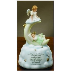 Sweet Dreams Lullaby Prayer Figurine Statue