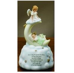 Sweet Dreams Lullaby Prayer Figurine Statue