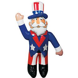 Jumbo Inflatable Uncle Sam
