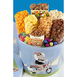 Motorcycle Fun Snack Assortment Family Pack