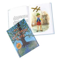 Personalized Children's Heritage Book
